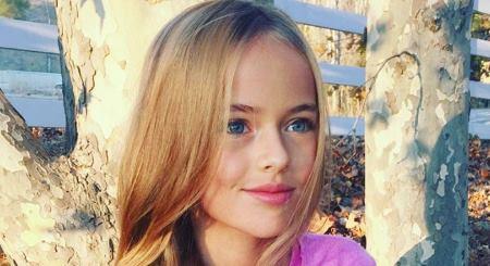 «Самая красивая девочка мира» в 10 лет стала моделью