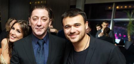 Эмин Агаларов и Григорий Лепс откроют ресторан «Рюмка водки»