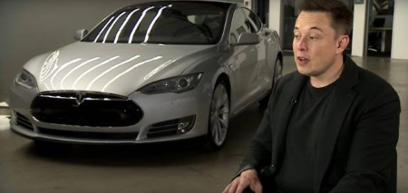 Илон Маск рассказал о своей коллекции автомобилей