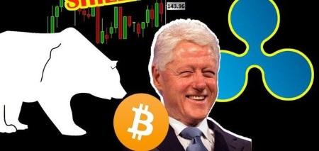 Ripple (XRP): Билл Клинтон и Мадонна инвестируют в XRP?