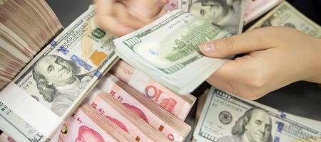 Китай уходит от доллара