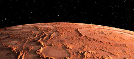 Новые бактериальные батарейки позволят производить энергию на Марсе