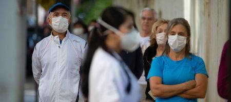 Российские ученые разработали ткань, защищающую одежду от вирусов и бактерий