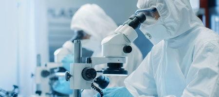 Роспотребнадзор продолжает мониторинг объектов окружающей среды на наличие вируса SARS-CoV-2