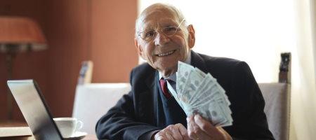 Инвесторы-пенсионеры обогнали управляющих индексными фондами