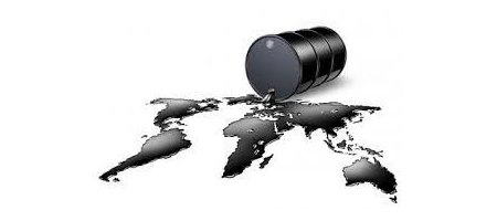Нефть резко упала под напором пандемии