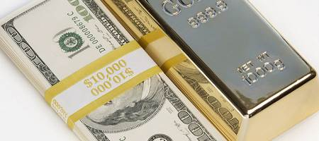 Что будет с долларом и золотом в первой половине года