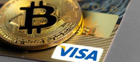 Биткоин вырос на фоне новостей от Visa
