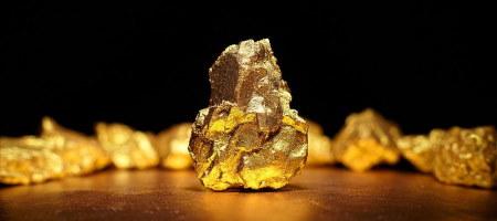 Розничный спрос на золото в 2020 году в России вырос на 37%