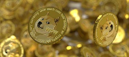 Криптовалюта Dogecoin взлетела на 340%