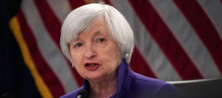 Йеллен допускает повышение процентных ставок