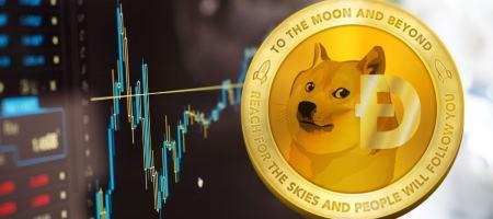 Dogecoin взлетел на 20% после твита Илона Маска