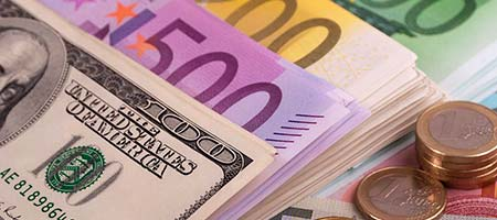 EUR/USD: евро упал, но не повержен
