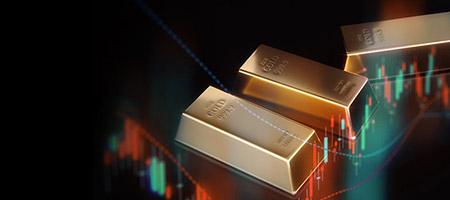Цена золота выросла к уровню $1895 за унцию