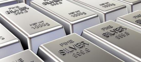 Серебро остается ослабленным, пока торгуется под $28