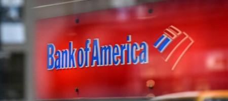 Bank of America ожидает рост доллара США
