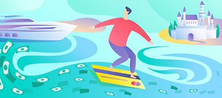 Стратегия Profit Surfer. Торговля с коротким стопом