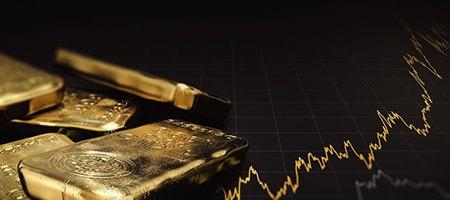 Золото резко падает на фоне укрепления доллара