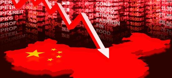 Добыча нефти Китая рухнула до минимума 6 лет