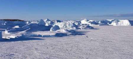 Темпы изменения климата в Антарктиде беспрецедентны