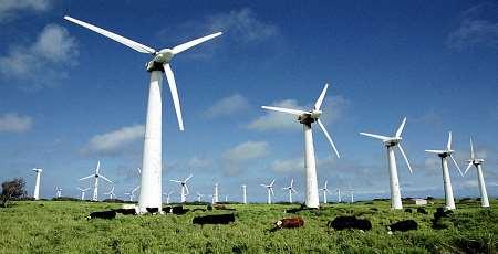 Китай рекордными темпами вводит в строй ветровые энергоустановки