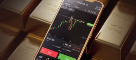 Золото отыграло часть потерь и достигло отметки $1782