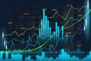 График цен на валютном рынке