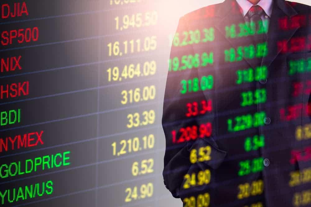 Тикеры акций
