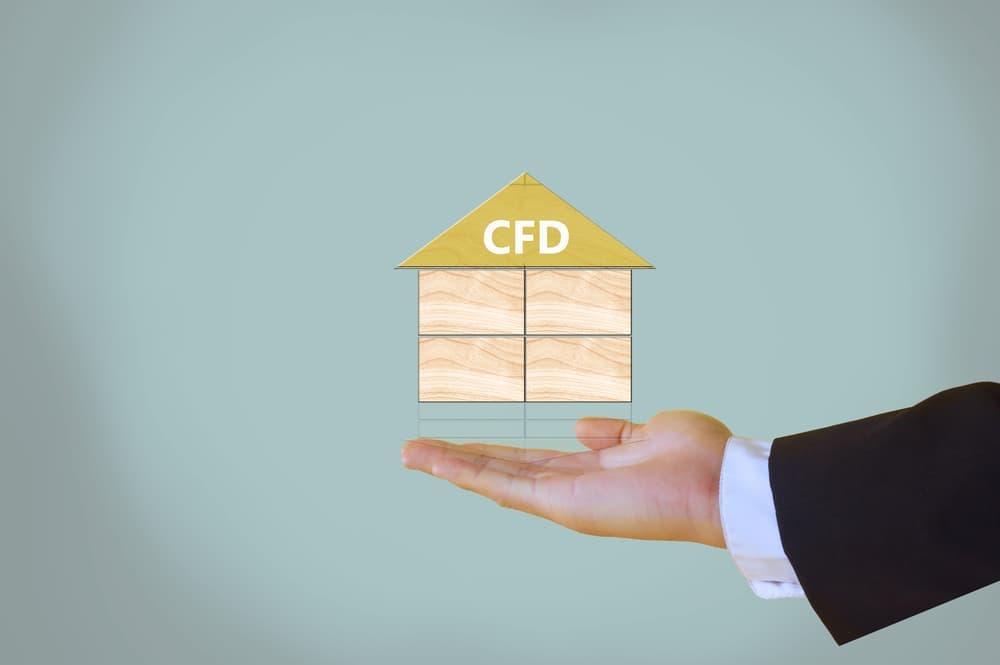 CFD трейдинг