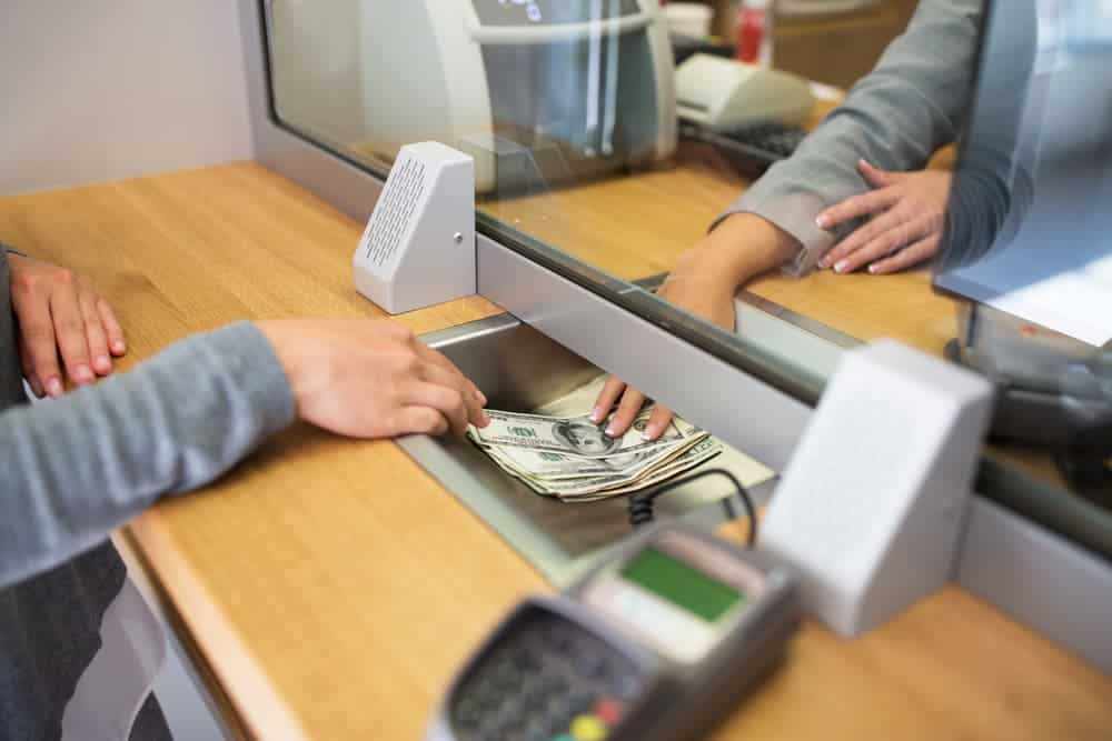 Открытие депозита в банке